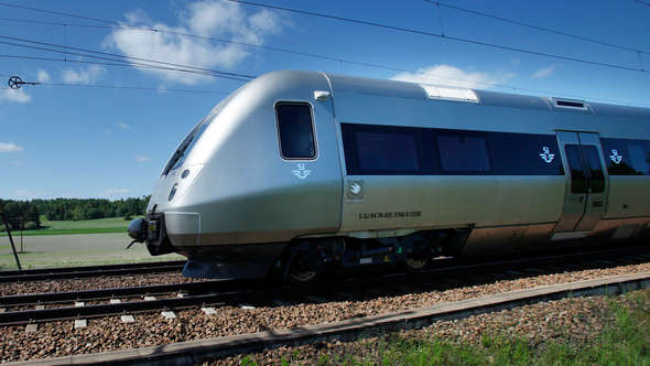 X 2000, our most popular high-speed train
