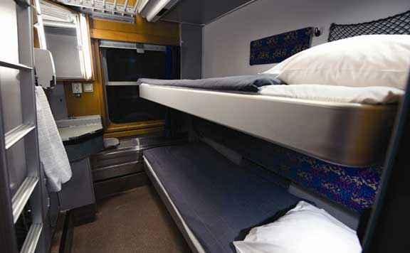 Private compartment 2 Class